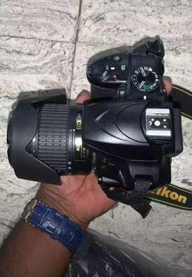 1 year old Nikon camera