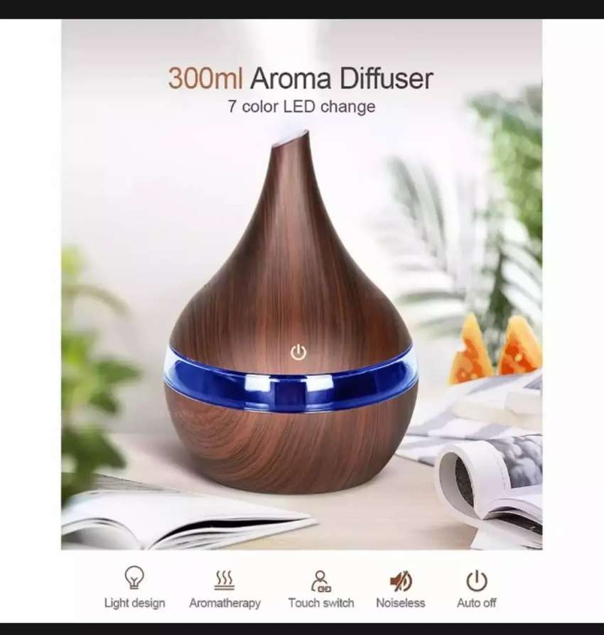 Humidifier wooden 0