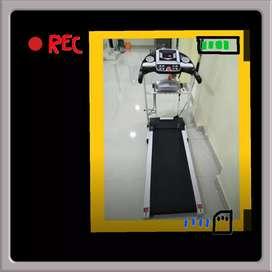 treadmill elektrik electrik venice M8 motor 1.5hp //65 sepeda statis