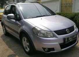 Suzuki X over AT 2008  siap pakai