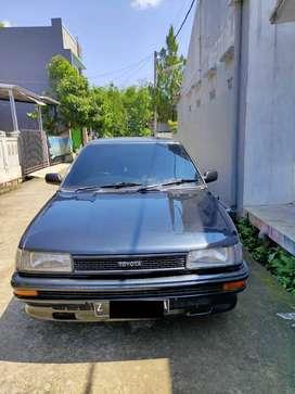 Dijual Toyota Corolla Twincam 1.6 SE Limited Tahun 1988 (Old School)
