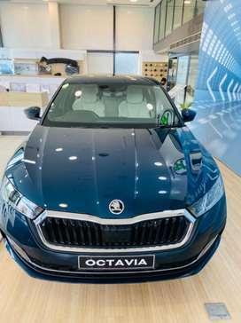 Skoda Octavia 1.8 TSI AT L K, 2021, Petrol