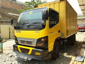 Mitsubishi Canter 110PS Power Steering 2009 Box Container
