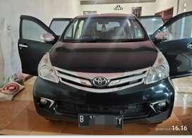 Toyota Avanza type G manual transmission