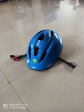 Btwin cycling and skating helmet for kids