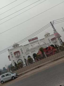 5 and 3 plot for sale near defence Road and Kahna Nau Lahore