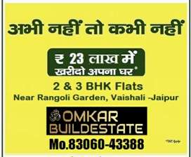 2 & 3 BHK Luxury Flats Available in Vaishali & Gandhi Path  West