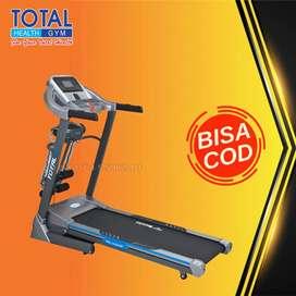 treadmill elektrik tl 270 treadmil 2 hp total COD Cilacap