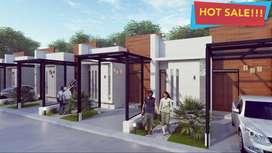 GRATIS BIaya KPR Rumah Eropa Dijual Cihanjuang dekat Cimahi Ciwaruga