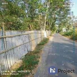 Dijual 18,000 M2 Tanah pinggir jalan di Lembar Lombok baratT494