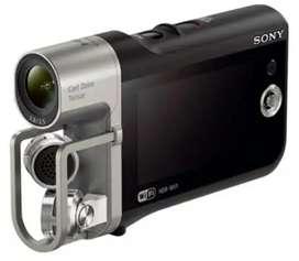 Sony HDR MV1 - music video + audio recorder camera