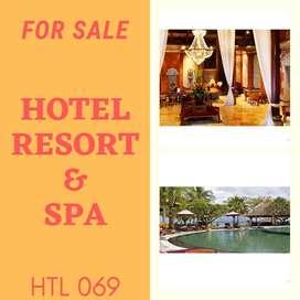 Hotel dan Resort dijual di daerah Jimbaran Bali