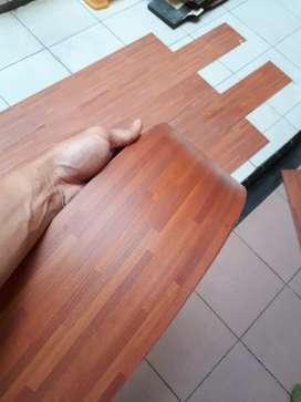 Vinyl lantai kayu interior bandung