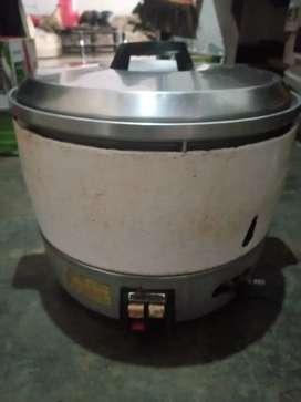 DIJUAL RICE COOKER LPG