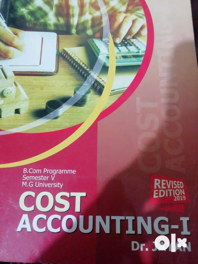 Cost accounting 1 0