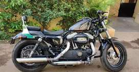 Want to sell Harley davidson forty eight 14