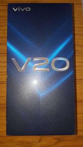 Vivo V20 good condition. Money urgent