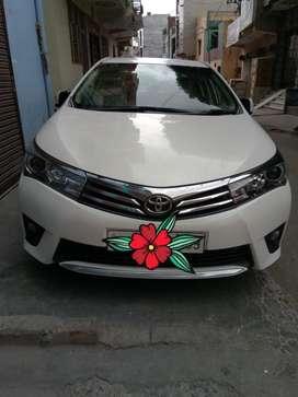 Toyota Corolla Altis Aero Ltd Diesel, 2015, Diesel