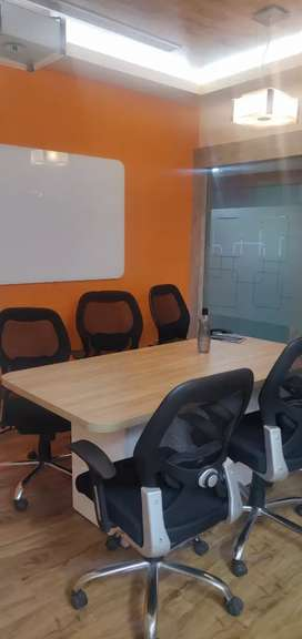 Fully furnished office space on prime location