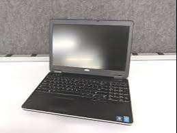 Dell E6540 i7 4th gen 3.0ghz 4gb 500gb charger