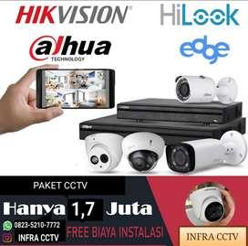 PUSAT CCTV FULL INFRARED TERLENGKAP & BERGARANSI BISA PANTAU DIHP
