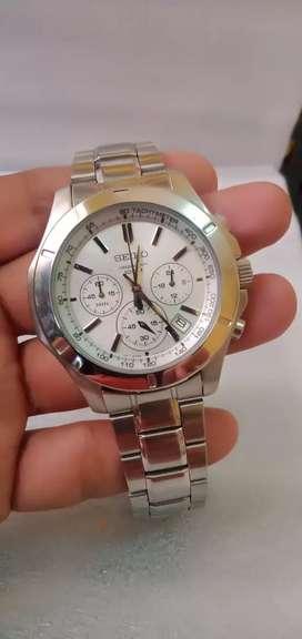 Seiko cronograph 100M original mulus