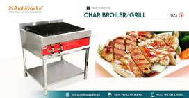 Gas Grill New