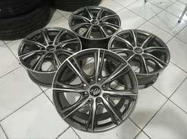 Velg Mobil Racing ssw R15x6,5 Pcd 4x100-4x114,3