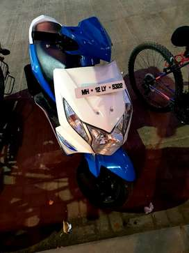 Want to sell mg Honda Dio scooty.