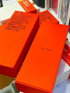 One Plus 7 ,One plus 7T ,One Plus 7T Pro Mclaren All Are Box Pack NEW