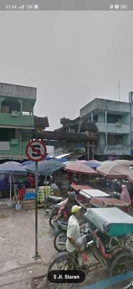 Sewa Kios di Pasar Satelit Perumnas Blok A No 35