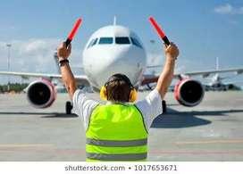 Grow your Job career with  Airline company / Ground staff job highly o