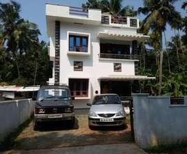 A NEW 4BHK 1250SQ FT 5CENTS HOUSE IN PURANATTUKARA,THRISSUR