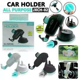 Holder smartphone hp.. Mobil.. Kaca