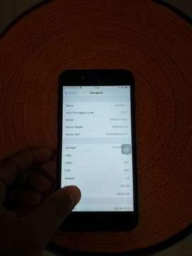 Iphone 7 Plus 128 GB free case