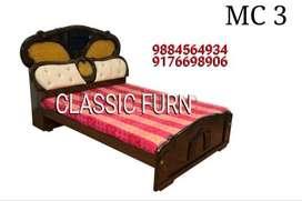 bran dnew reasonable pirce wooden cot