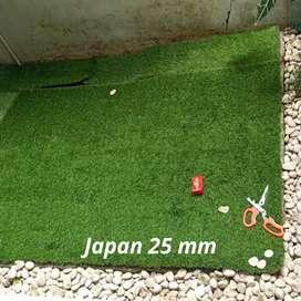 Jual Rumput Sintetis Jepang 25 mm