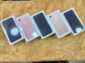 Iphone 7 128gb matt/gold/rose gold brand new sealed
