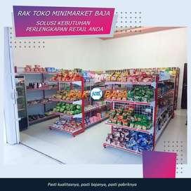 rak gondola minimarket,supermarket baja