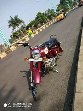 Royal Enfield single owner, not more used