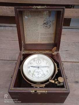 JAM ANTIK Hamilton Antique Maritime Chronometers