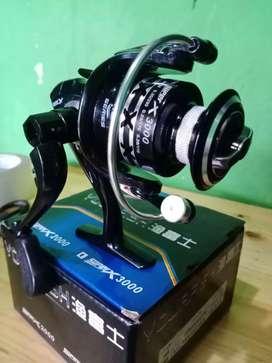SuperX3000 SeriesMetal ReelPancing 13BallBearing 4:7:1GearRatio-Black