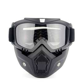 OSBE Mask Detachable Goggles OEM