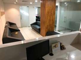 Office for rent 1400 square feet ferozgandhi market