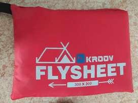 Flysheet ukuran 3x3