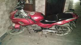 Bajaj pulsar 220 CC 1st Owner well maintained