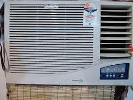 Window AC with new Compressor