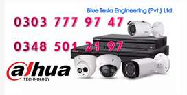 CCTV SECURITY & SURVEILLANCE CAMERAS PACKAGES 2MP, 4MP, 5MP