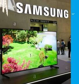 """BIG OFFER SAMSUNG 55"""" LED SMART WIFI ANDROID 1 YEAR WARRANTY"""