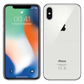 Iphone X 64g white colour